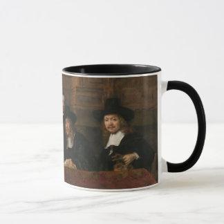 Rembrandt's De Staalmeesters Mug