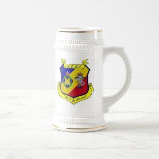 REME Past & Present Stiene 18 Oz Beer Stein