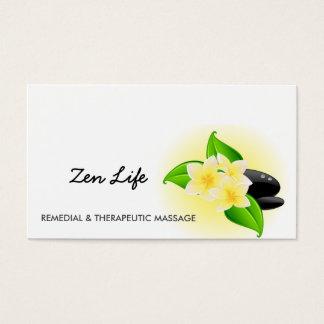 Remedial Massage Business Card
