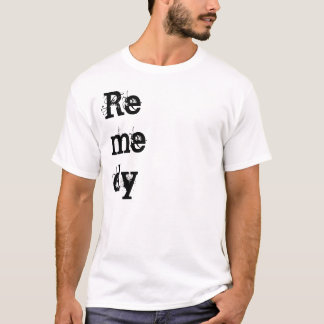 Remedy White T T-Shirt