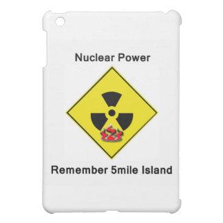 Remember 5mile Island Anti Nuclear Logo iPad Mini Case