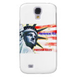 """Remember 911"" Freedom Rules! Samsung Galaxy S4 Cases"