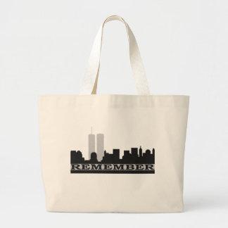 Remember 911 Tote Bag