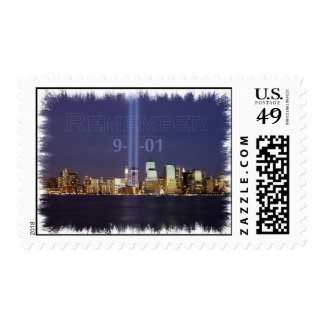 Remember 9-11-01 Postage