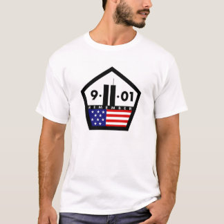 Remember 9-11-01 T-Shirt