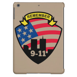Remember 9-11 cover for iPad air