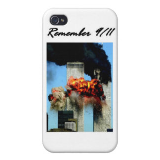 Remember 9/11 cover for iPhone 4