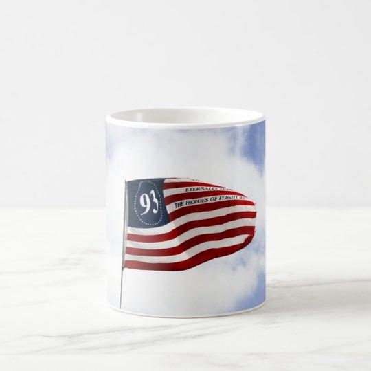 Remember 9/11 - Flight 93 Coffee Mug