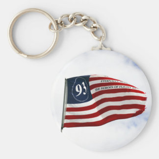 Remember 9/11 - Flight 93 Keychain