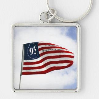 Remember 9/11 - Flight 93 Keychain