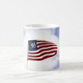 Remember 9/11 - Flight 93 Classic White Coffee Mug