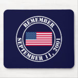 Remember 9/11 mouse pad