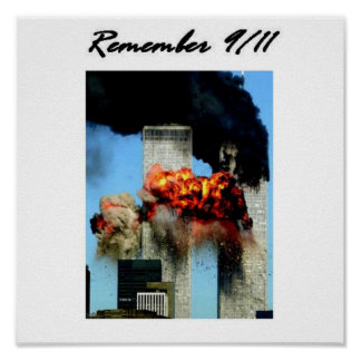 Remember 9/11 posters