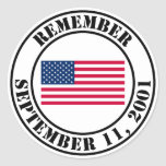 Remember 9/11 sticker