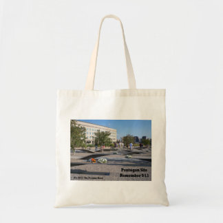 Remember 9/11 tote bag