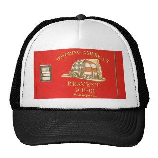 Remember 9-11 trucker hat