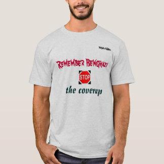 Remember Benghazi  tshirt by regularJoes