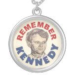 Remember Bobby Kennedy necklace