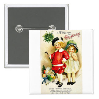 Remember Christmas Pinback Button