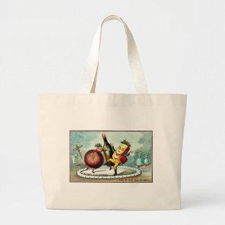Remember Christmas Large Tote Bag
