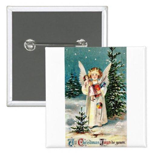 Remember Christmas Pins