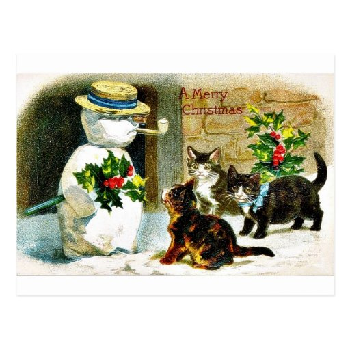 Remember Christmas Post Cards