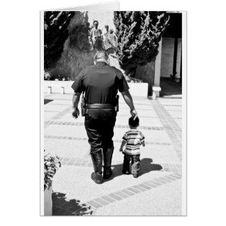 Remember Cops Care Card