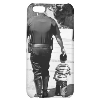 Remember Cops Care Cover For iPhone 5C