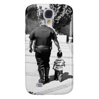 Remember Cops Care Samsung Galaxy S4 Case