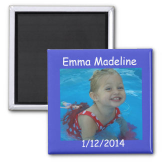 Remember Grandchildren's Birthday Magnets