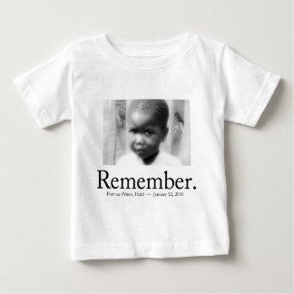 Remember Haiti Children Shirt