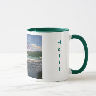 Remember Haiti Mug