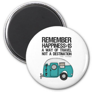 remember happiness magnet