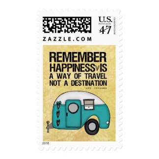 remember happiness postage