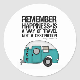 remember happiness sticker