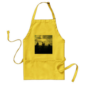 Remember Iceland Adult Apron