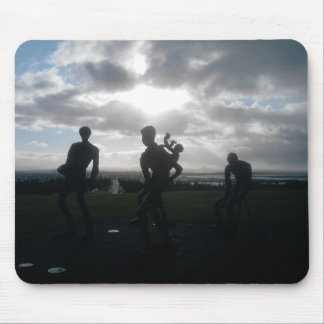 Remember Iceland Mouse Pad