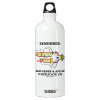 Remember: It Takes Sense Anti-Sense To Replicate SIGG Traveler 1.0L Water Bottle