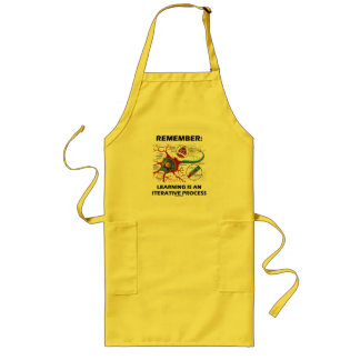 Remember: Learning Is An Iterative Process Synapse Apron
