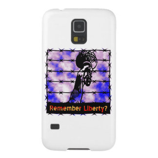Remember Liberty? Cases For Galaxy S5