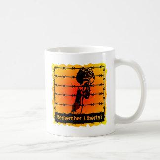 Remember Liberty? Coffee Mug