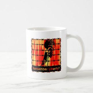 Remember Liberty? Coffee Mugs