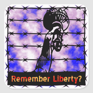 Remember Liberty? Stickers