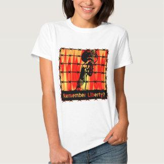 Remember Liberty? Tee Shirt