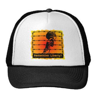 Remember Liberty? Trucker Hat