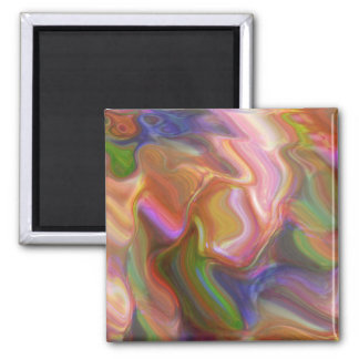 Remember Love 2 Inch Square Magnet