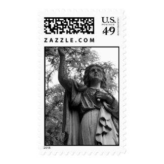 Remember Me (b&w) Stamp