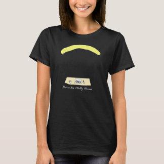 Remember Molly Norris (white print on dark BG) T-Shirt