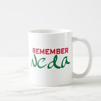 Remember Neda (Iran) Mug