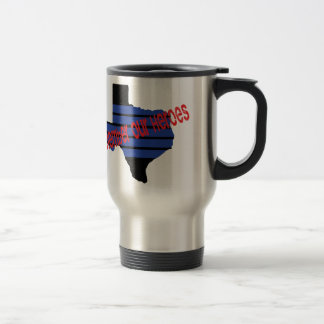 remember our heroes travel mug